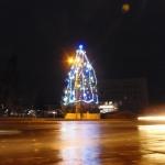На центральній площі відкрили новорічну ялинку [ФОТО]