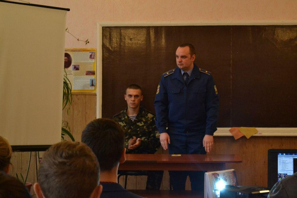 СШ1 зустріч з офіцерами АТО 07