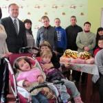 Податківці Золотоноші піклуються про дітей із особливими потребами