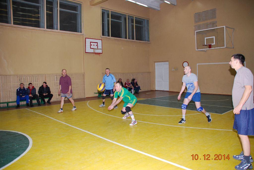 чемпіонат з волейболу 07