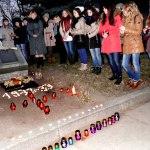 Золотоніська молодь вшанувала жертв Голодомору [ФОТО]