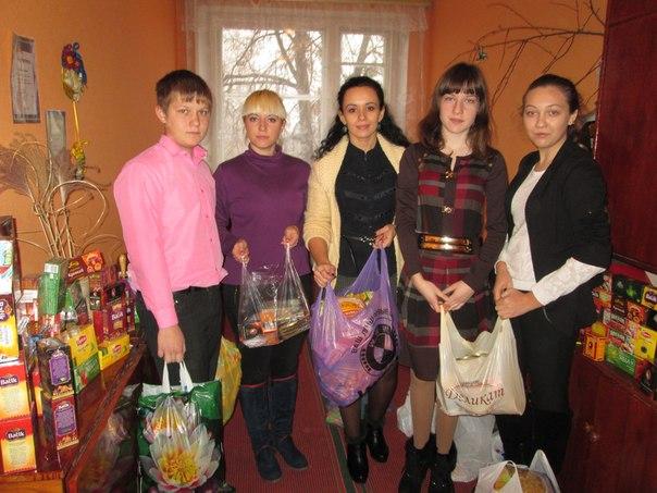 волонтери ЗОШ№3 04