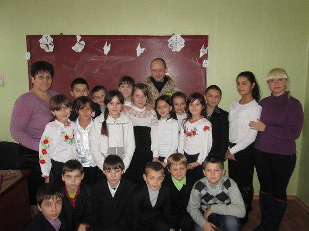 волонтери ЗОШ№3 06
