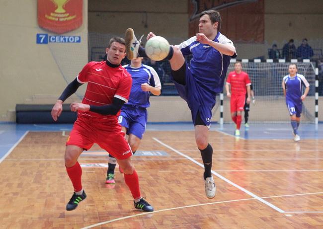 Альтаїр - Пальміра 2-1 8 тур чемпіонату Черкащини з футзалу 01