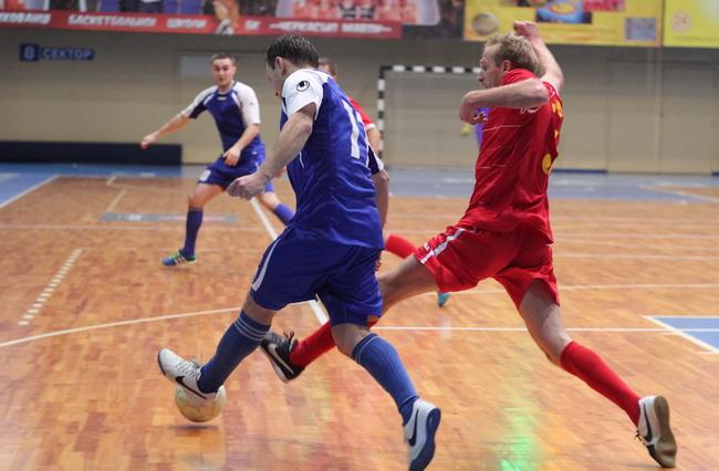 Альтаїр - Пальміра 2-1 8 тур чемпіонату Черкащини з футзалу 02