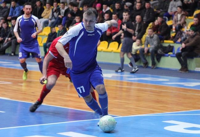 Альтаїр - Пальміра 2-1 8 тур чемпіонату Черкащини з футзалу 03
