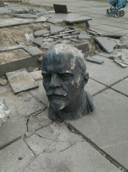 Пам'ятник Леніну 08