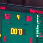 """Ліга-баскет: """"Легіон"""" впевнено здолав суперника у золотоніському дербі"""