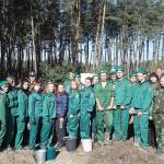 50 коробівських школярів засвоюють професії лісівників та екологів