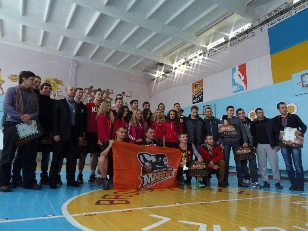 Баскетбол чемпіонат Золотоноші 2015 26