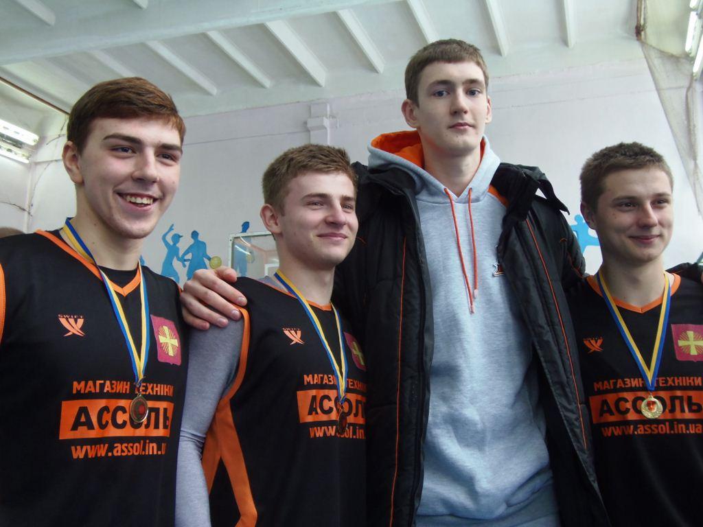 Баскетбол чемпіонат Золотоноші 2015 29