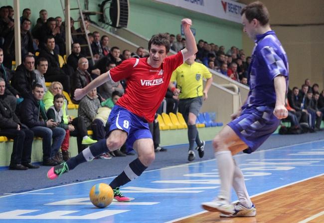 Пальміра - Енергія 0-4 Чемпіонат Черкащиниз футзалу 14-15 9 тур 01