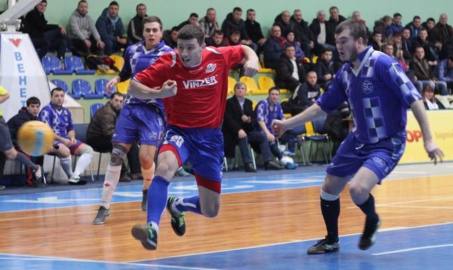Пальміра - Енергія 0-4 Чемпіонат Черкащиниз футзалу 14-15 9 тур 02