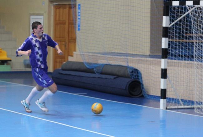 Пальміра - Енергія 0-4 Чемпіонат Черкащиниз футзалу 14-15 9 тур 03