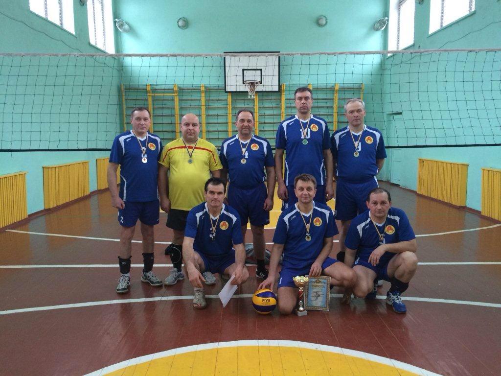 Волейбол турнір пам'яты Абаімова
