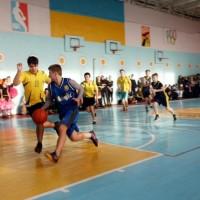 Золотоноша шкільний баскетбол Гімназія - СШ1 63-15 07