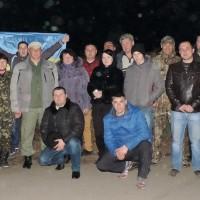 Дмитро Некоз проводи в Айдар 04
