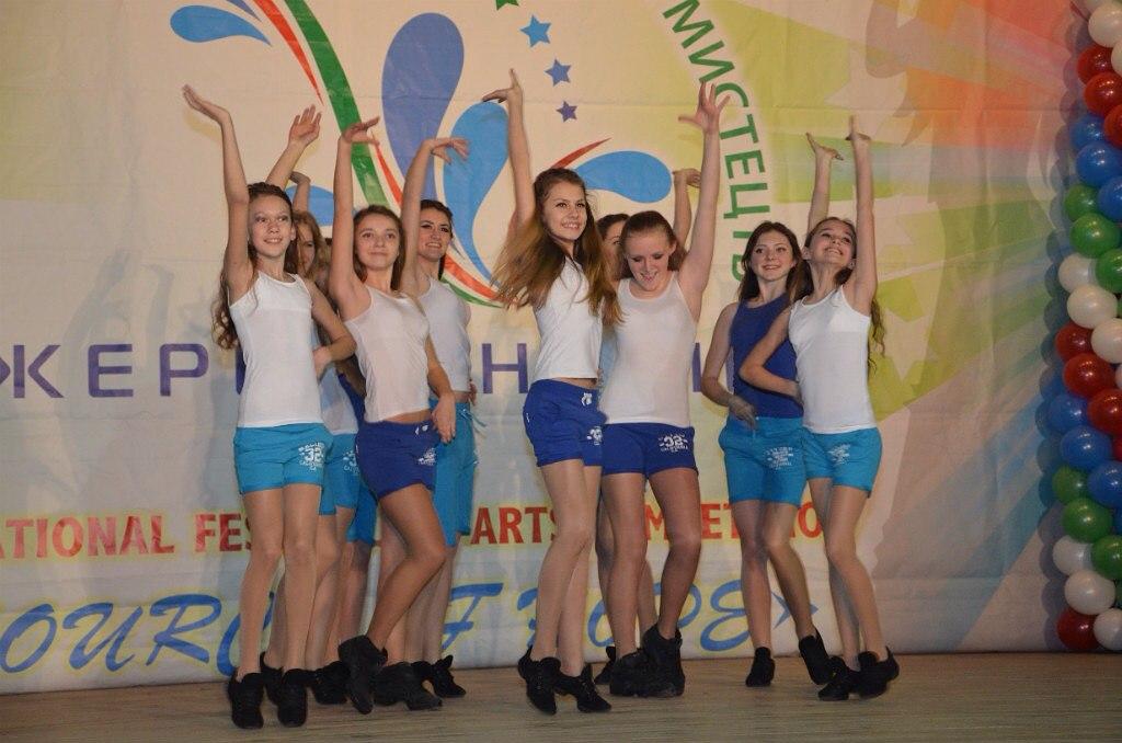 Дитяча хореографічна студія Успіх 03