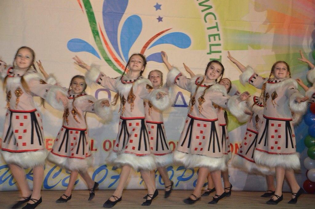 Дитяча хореографічна студія Успіх 11