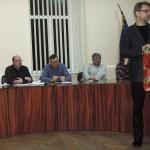 Комітет сприяння обороні звітував про свою діяльність
