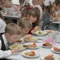 дитяче харчування у школах