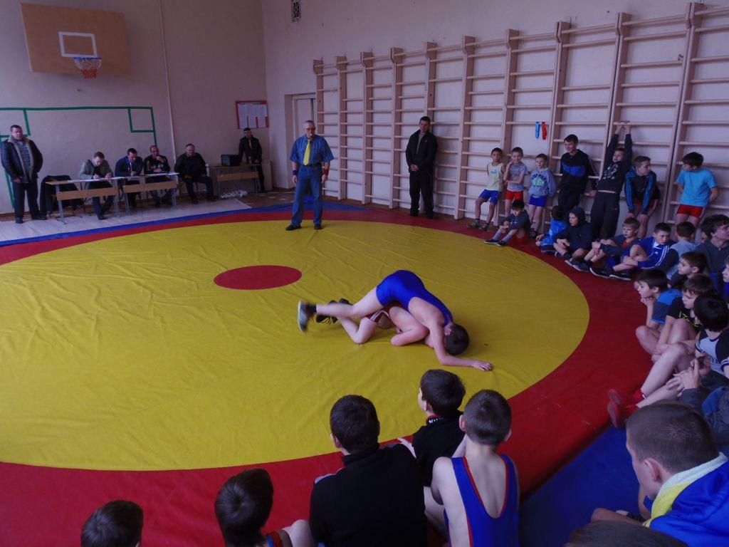 першість черкащини з греко-римської боротьби 2015 1