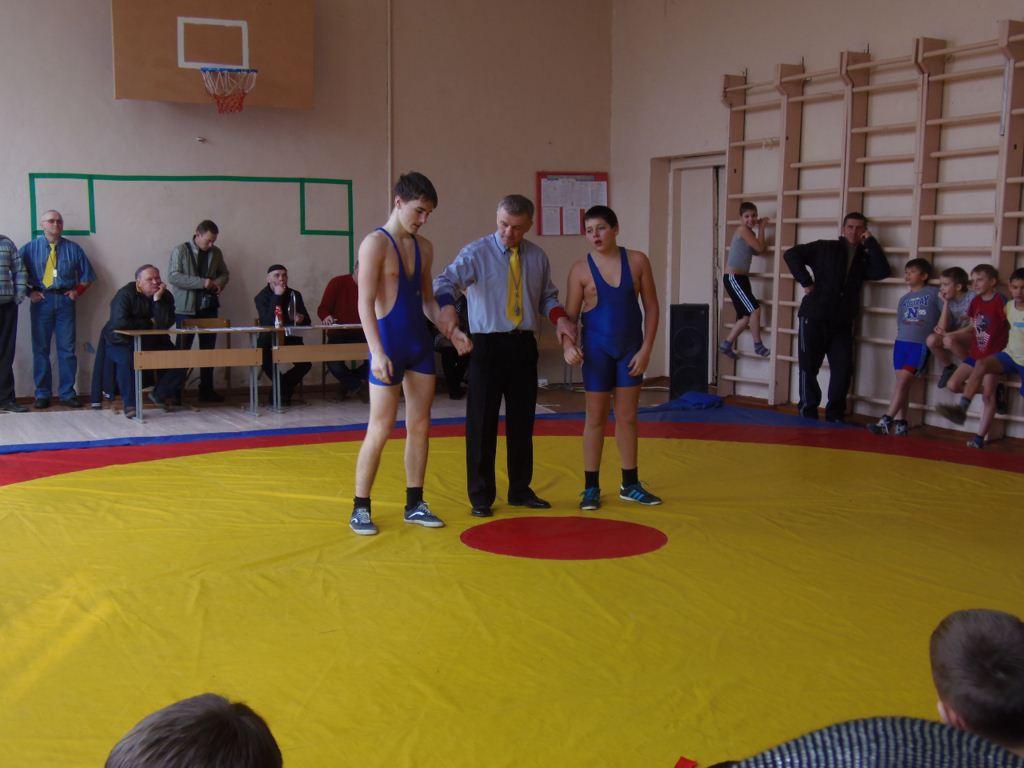 першість черкащини з греко-римської боротьби 2015 11