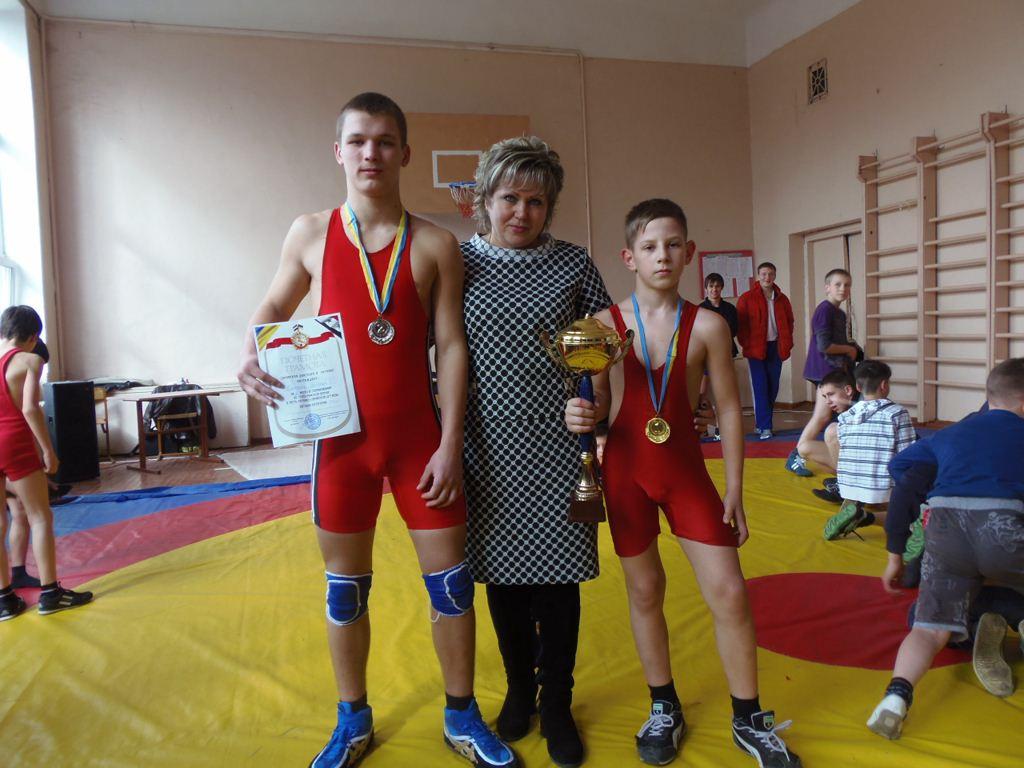 першість черкащини з греко-римської боротьби 2015 17