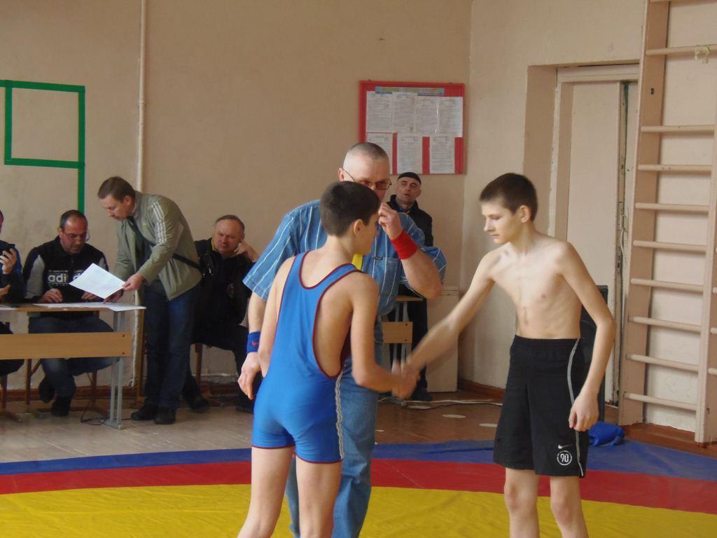 першість черкащини з греко-римської боротьби 2015 3