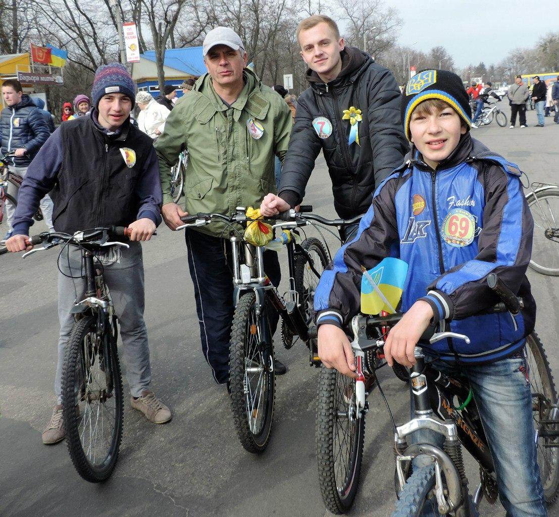 велопробіг миру 21