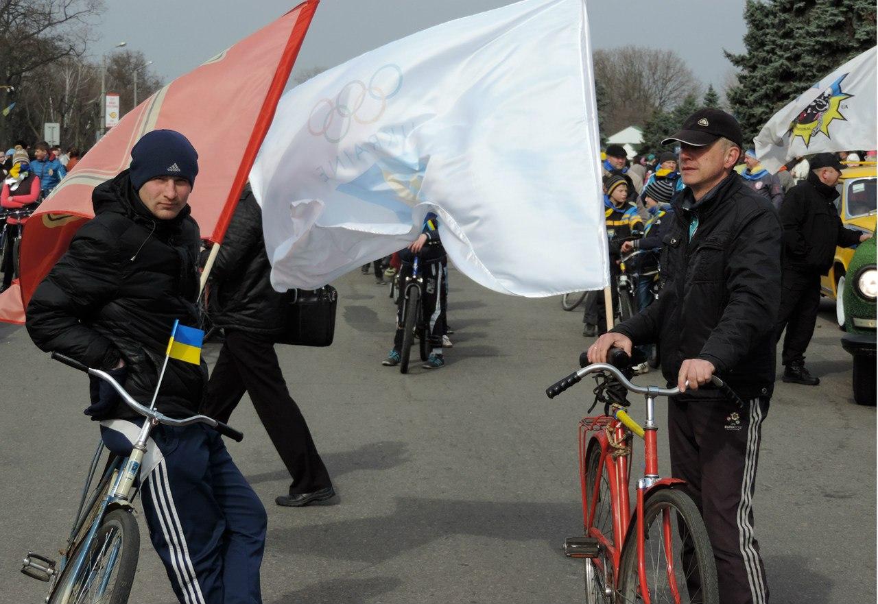велопробіг миру 22