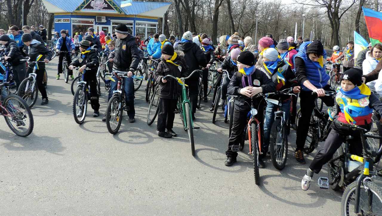 велопробіг миру 27