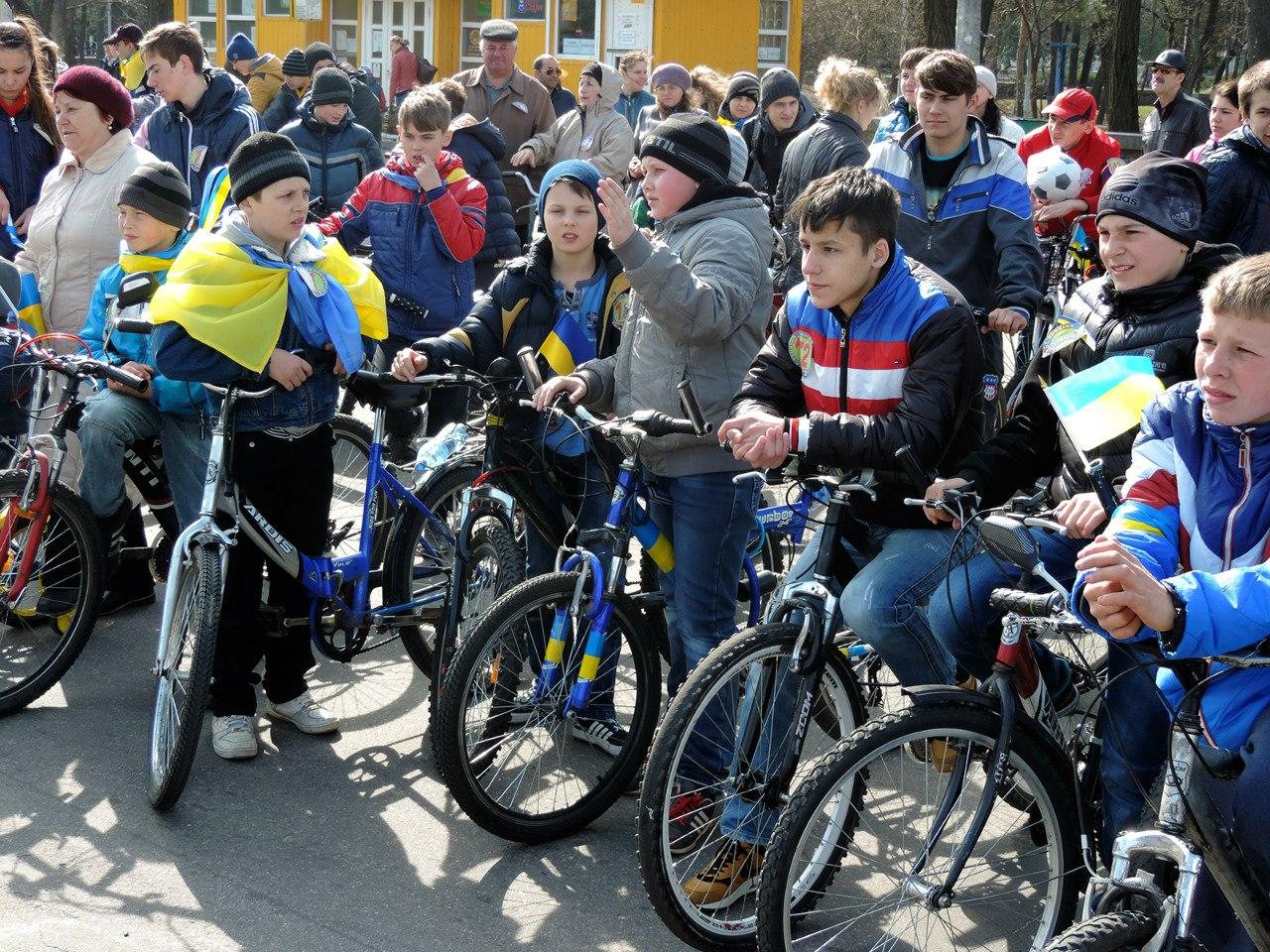 велопробіг миру 28