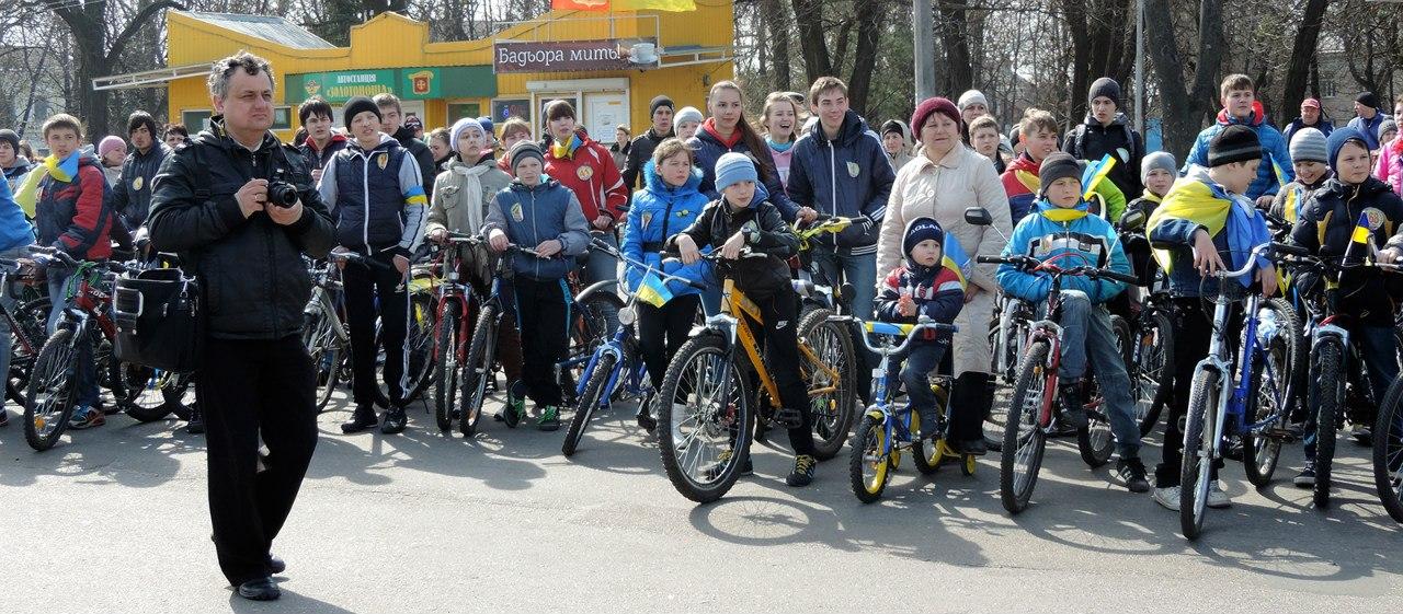 велопробіг миру 29
