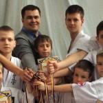 """""""Золотонісці мене прийняли і я їм за це вдячний"""", – тренер з карате Олексій Дроб'язко"""