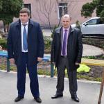 Парк санаторної школи-інтернат оновили двома сотнями саджанців [ФОТО]
