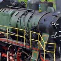 Ретро-потяг-Золотоноша