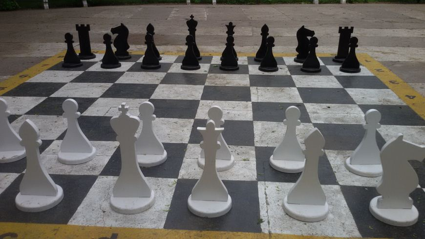 паркові шахи 2
