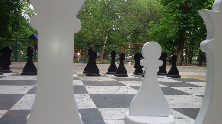 паркові шахи 3