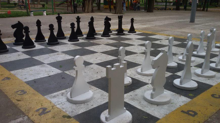 паркові шахи 4