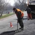 У середу ремонтуватимуть вулицю Черкаську. На черзі – Благовіщенська та Обухова