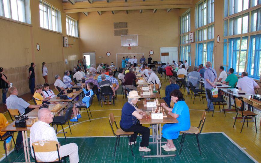 Шаховий турнір пам'яті Болеславського 1