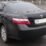 На вулиці Шевченка знову викрали автомобіль