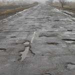 В Золотоніському районі одні з найгірших доріг Черкащини