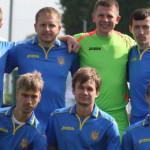 """Голкіпер """"Спартака"""" став віце-чемпіоном світу з паралімпійського футболу"""
