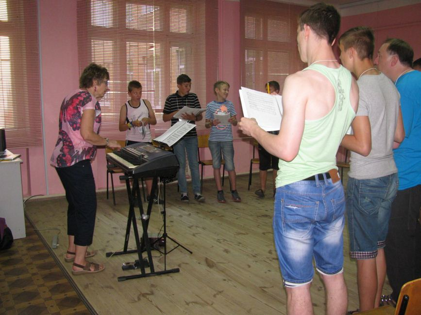ESL Music Camp 06