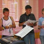 У другій школі завершено міжнародний музичний табір [ФОТО, ВІДЕО]