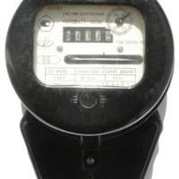 електролічильник