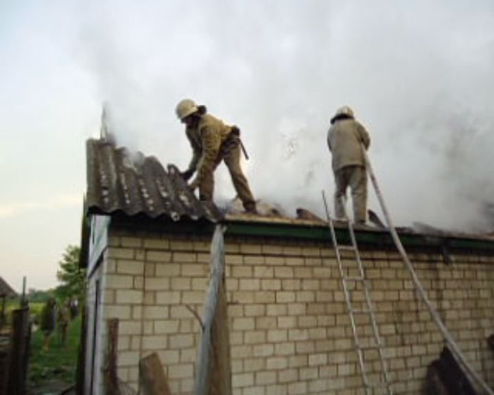 пожежа бубнівська слобідка