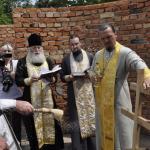 У Піщаному будують новий храм [ФОТО]